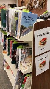 Weavers new book 2016 EMU Library March 2, 2016