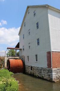 Silver Lake Mill, Dayton, Virginia, Rockingham County, Virginia July, 2016
